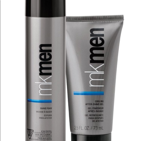 Daily Double/ Mary Kay shave foam & after shave